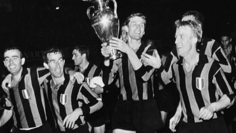 27 maggio sul tetto d'Europa: oggi, nel 1964 e nel 1965, le due Coppe dei Campioni della Grande Inter