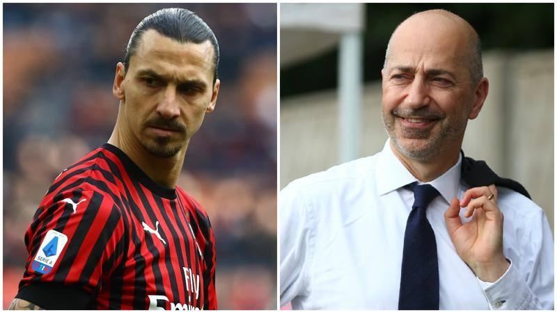 Alta tensione a Milanello,<br /> Ibra affronta Gazidis: club senza progetto,<br /> non � il mio Milan