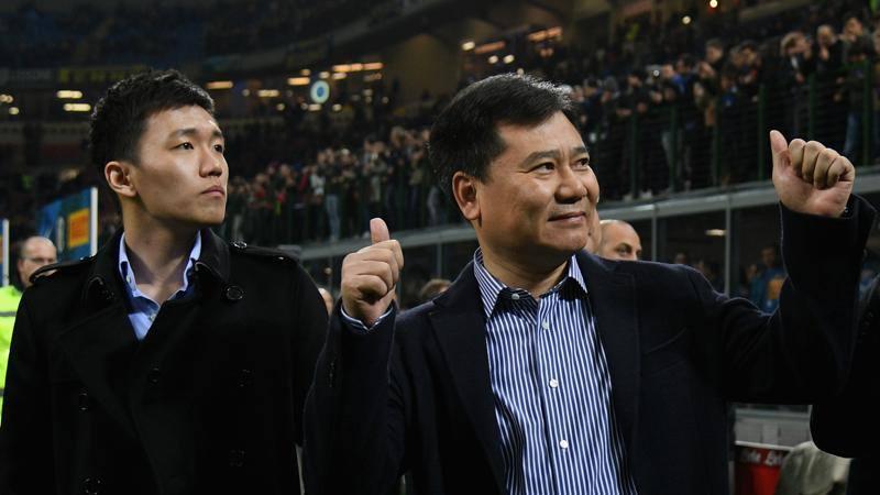 Arrivano i soldi,<br /> Zhang va avanti. Inter,<br /> ecco la ricarica. E ora sotto con Conte...