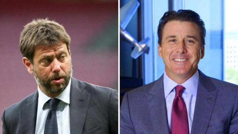 Auto,<br /> soldi,<br /> sogni: Juve-Roma � anche Agnelli contro Friedkin