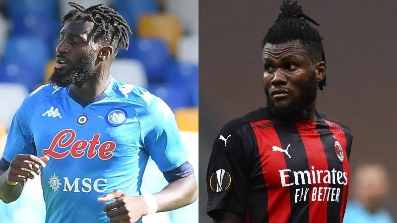 Bakayoko sfida Kessie: i pesi massimi in mediana accendono Napoli-Milan
