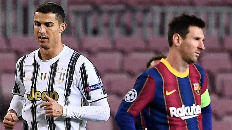 Barcellona-Juve,<br /> le pagelle: McKennie da 8 come Ronaldo! Messi ci prova: 6