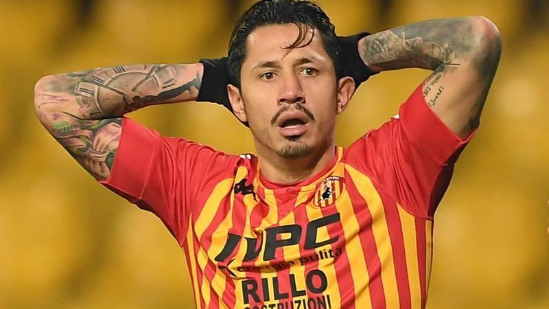 Benevento-Lazio,<br /> le pagelle: Lapadula,<br /> l'imprecisione vale un 5. Milinkovic oltre l'assist: 6,<br />5