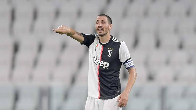 Bonucci: Punto importante in ottica scudetto, contro l'Atalanta non � mai facile