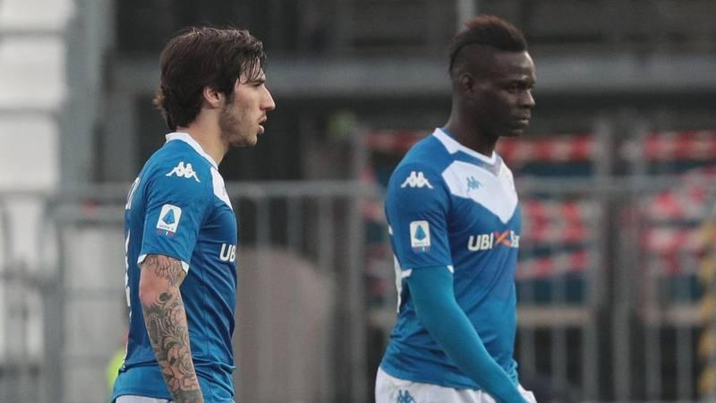 Brescia, ripartenza diesel: Lopez in quarantena e Balo si allena col fratello Enock