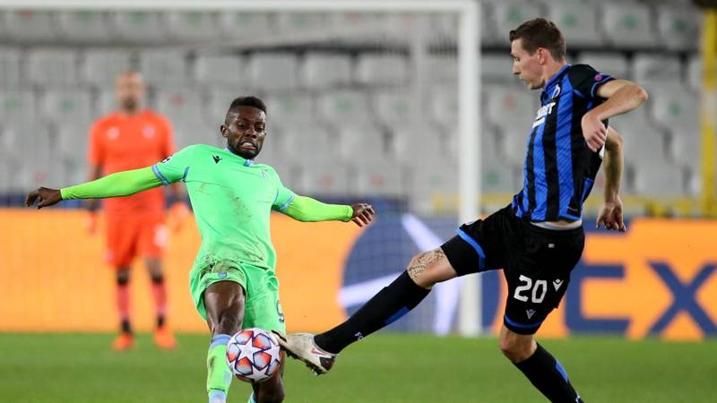 Bruges-Lazio, le pagelle: Reina 7, prova da numero uno. Patric ingenuo:4