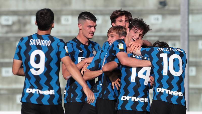 Brutte notizie in casa Inter,<br /> tre giovani della Primavera positivi al Covid