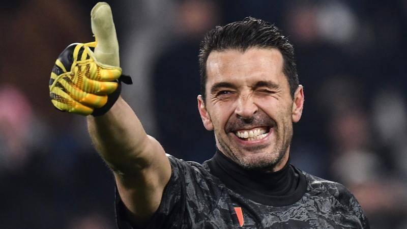 Buffon,<br /> senti Tacconi: A 43 anni direi basta,<br /> anche se...