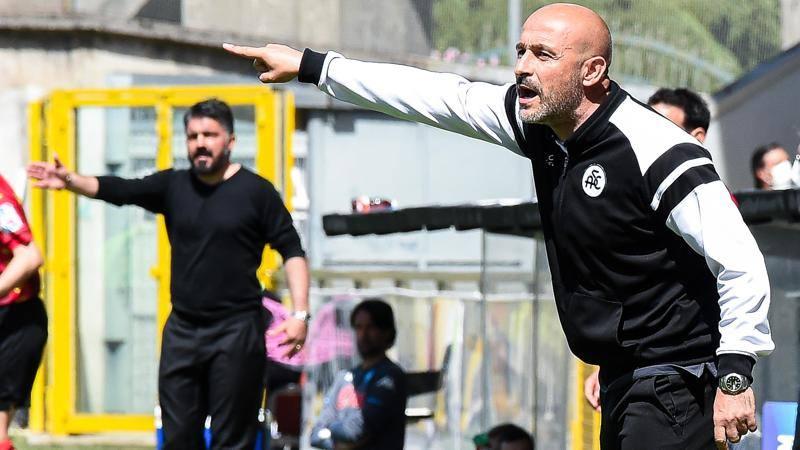 Con Gattuso inglese,<br /> Firenze �... Italiano: Viola in pressing sull'allenatore dello Spezia