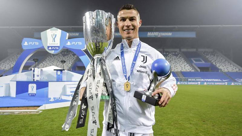 Cristiano Ronaldo,<br /> l?uomo delle finali: cannibale da 20 trofei su 27