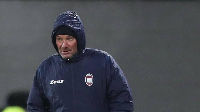 Crotone, Stroppa: Non va, troppo leggeri sui gol. Preoccupato per Messias