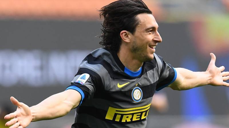 Darmian: Conte meglio di Van Gaal e Mourinho. Grazie Inter,<br /> qui mi esalto