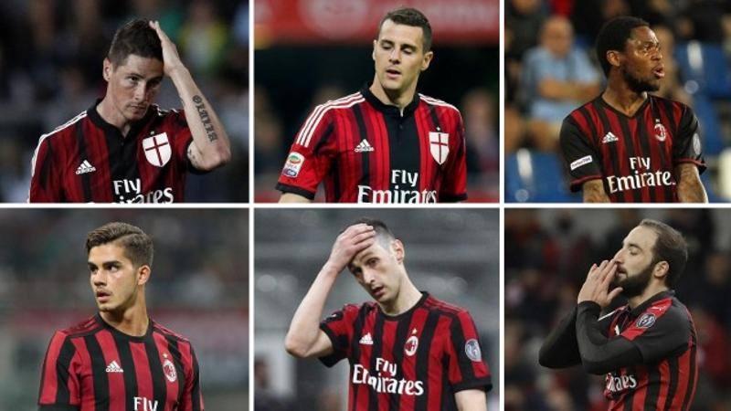 Da Torres a Higuain: tra uno Zlatan e l?altro,<br /> il bomber Milan fa sempre flop