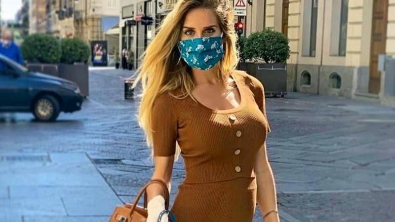Fase Due: Lady Rugani in giro per Torino