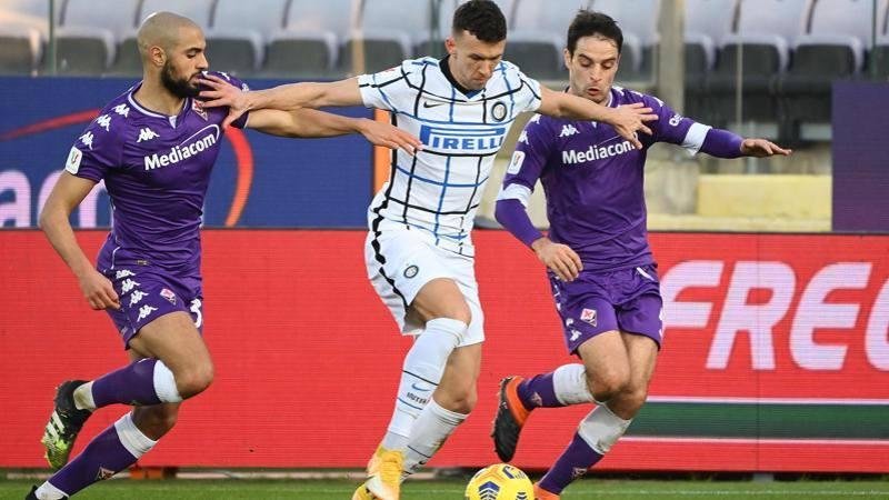 Fiorentina-Inter,<br /> le pagelle: Perisic uomo-chiave da 7,<br /> Castrovilli lampi di classe,<br /> 6,<br />5
