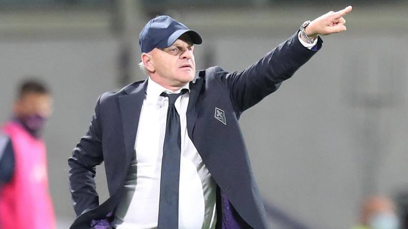 Fiorentina,<br /> Iachini: Vlahovic pu� restare. Sul nuovo allenatore...