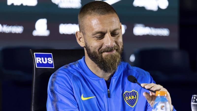 Fiorentina, per la prossima stagione idea De Rossi per la panchina