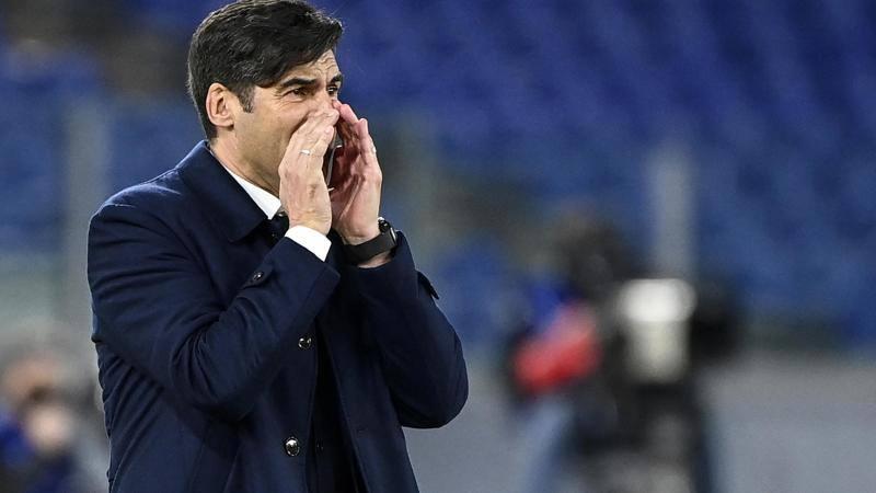 Fonseca: Primo tempo senza coraggio,<br /> forse non riesco a motivare la Roma