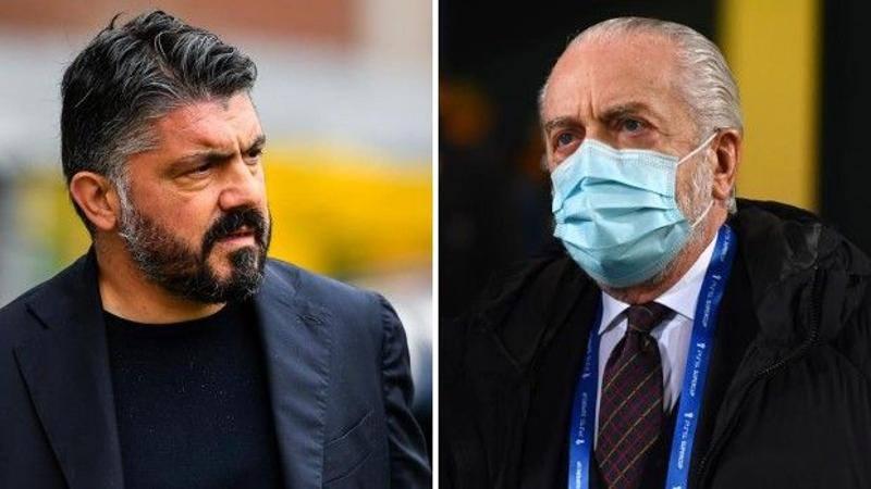 Gattuso-De Laurentiis,<br /> sar� un divorzio liberatorio: cos� il rapporto � degenerato