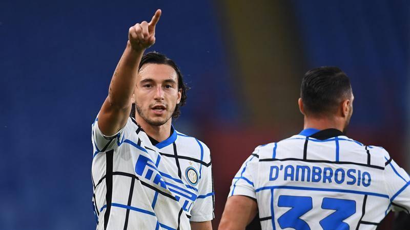 Genoa-Inter, le pagelle: Rovella ha un futuro, 6,5; Darmian da 7 come altri 4 nerazzurri
