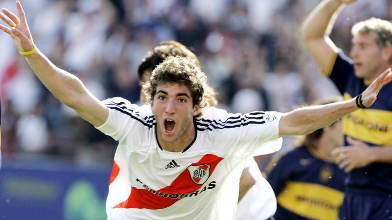 Higuain padre e figlio: come � forte il legame con il River Plate