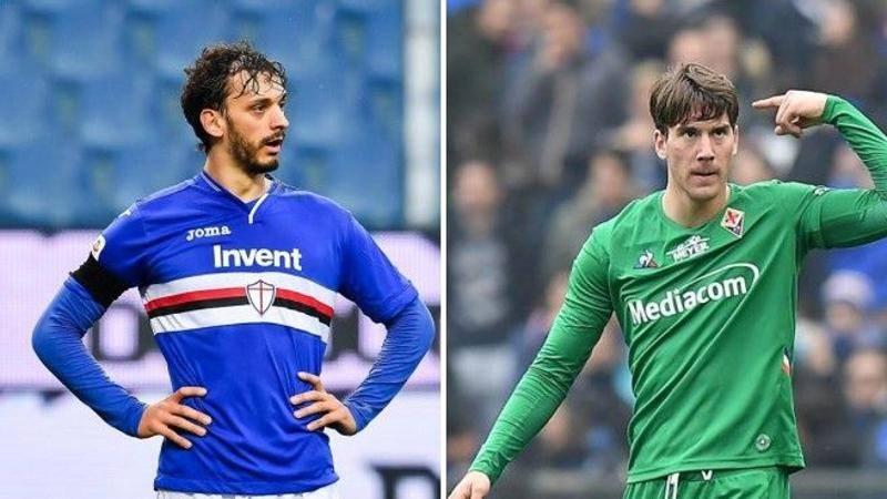 I club con il numero pi� alto di positivit�: la situazione di Sampdoria e Fiorentina