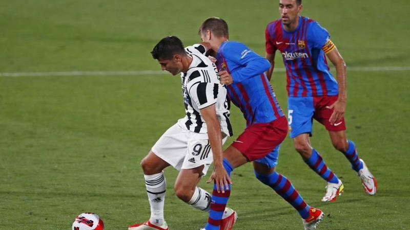 Il Bar�a orfano di Messi travolge la Juve: il Trofeo Gamper � suo