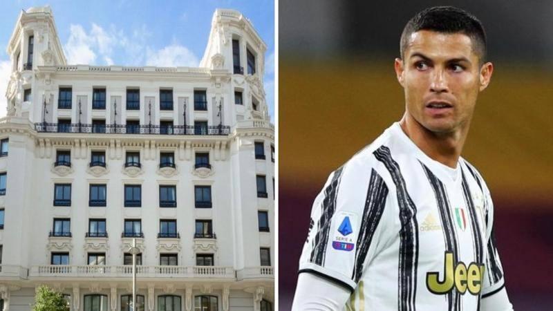 Il nuovo business di CR7: ecco il lussuoso hotel a Madrid