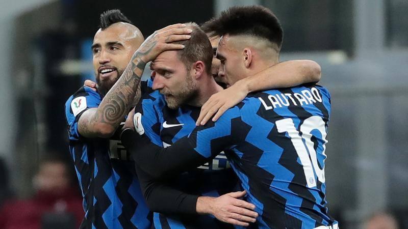 Inter-Milan,<br /> le pagelle: Eriksen versione Tottenham,<br /> 7,<br />5. Ibra si rovina la vita: 4,<br />5
