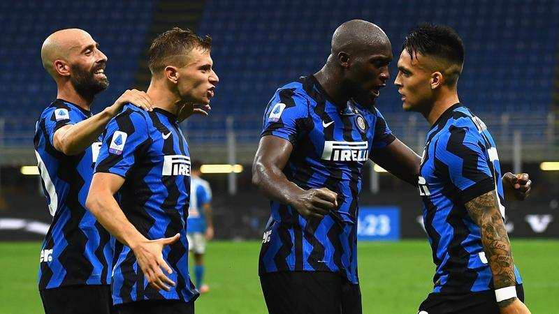 Inter-Napoli, le pagelle: intramontabile Borja (6.5), flop Milik (4.5)