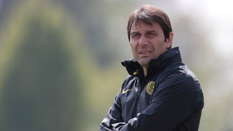 Inter,<br /> Conte � pronto a fare i conti. All'esterno e all'interno