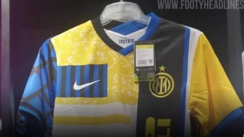 Inter,<br /> svelata la quarta maglia: � la prima con il nuovo logo