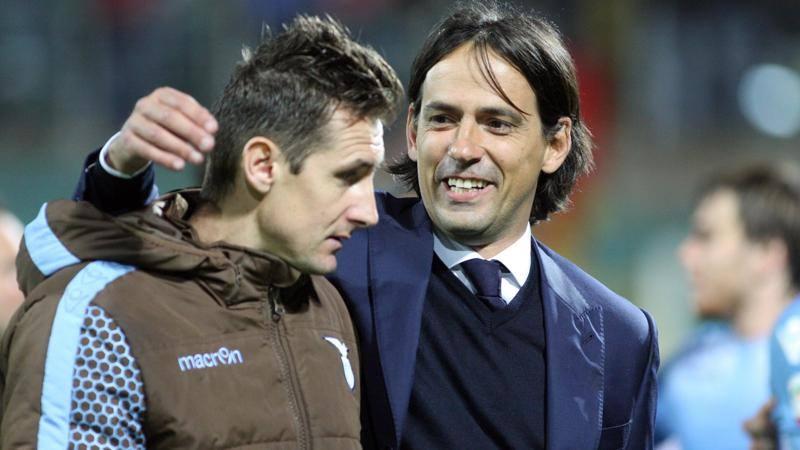 Inzaghi e la Lazio. Quattro anni fa il debutto con i botti