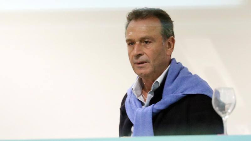 Is Arenas: Cellino,<br /> cade l'accusa di peculato. Ma �  condannato a due anni per reati minori