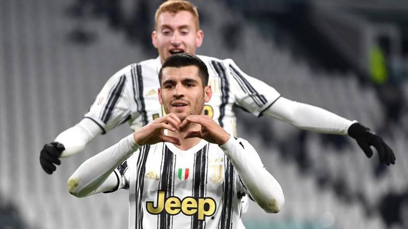 Juve-Genoa,<br /> le pagelle: Kulu-Morata,<br /> coppia da 7. Anche Paleari non � da meno