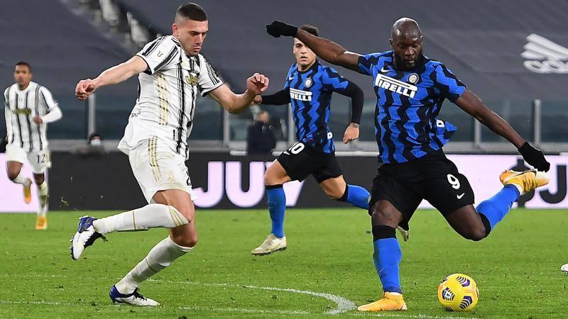 Juve-Inter,<br /> le pagelle: Demiral � una furia (7,<br />5),<br /> Eriksen delude (5)