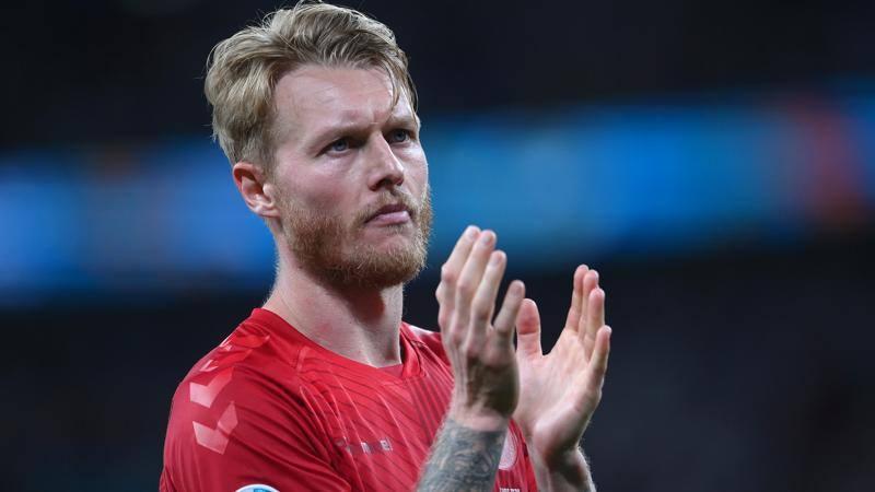 Kjaer,<br /> capitano con la Danimarca e leader nel Milan: presto il rinnovo fino al 2023?