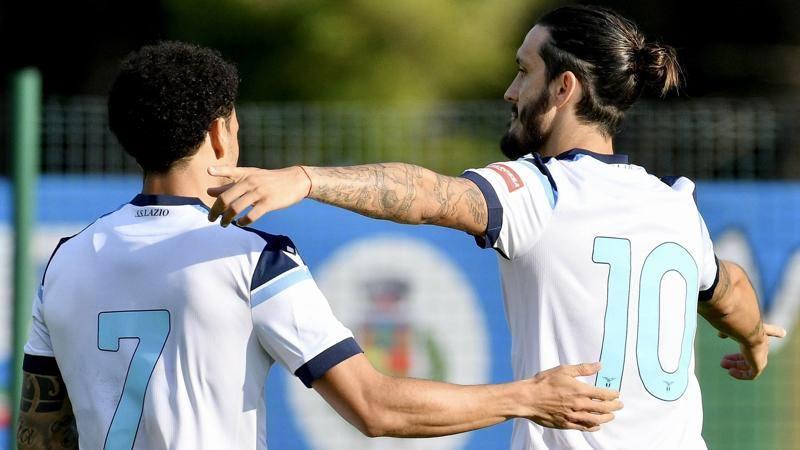 La Lazio ne fa cinque alla Triestina: Luis Alberto ancora in gol