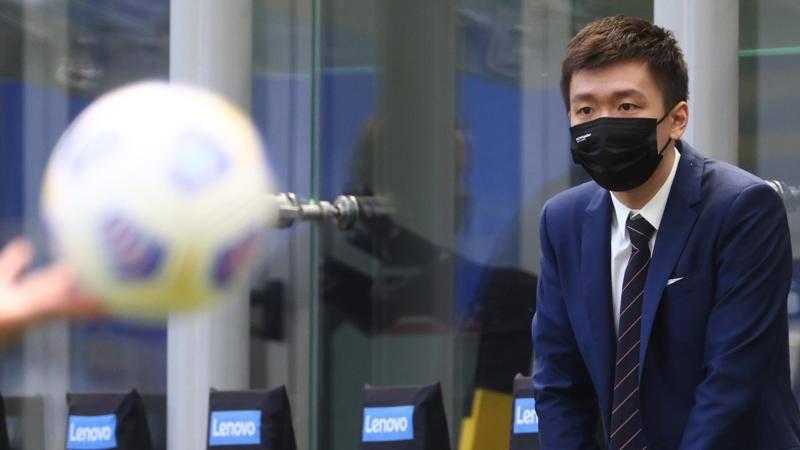 L'allarme di Zhang: Covid,<br /> rischio perdite per 5-6 miliardi. E sulla Superlega...
