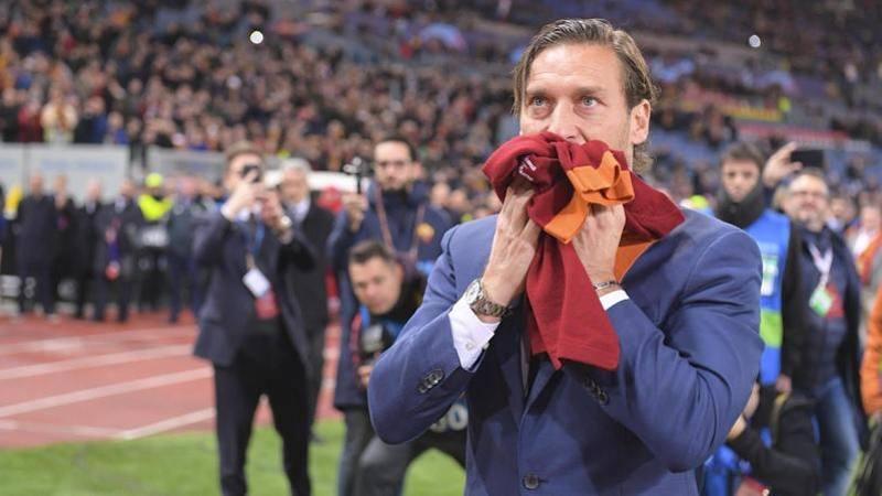 La Roma richiama Totti: colloquio con Friedkin, l'offerta � pronta