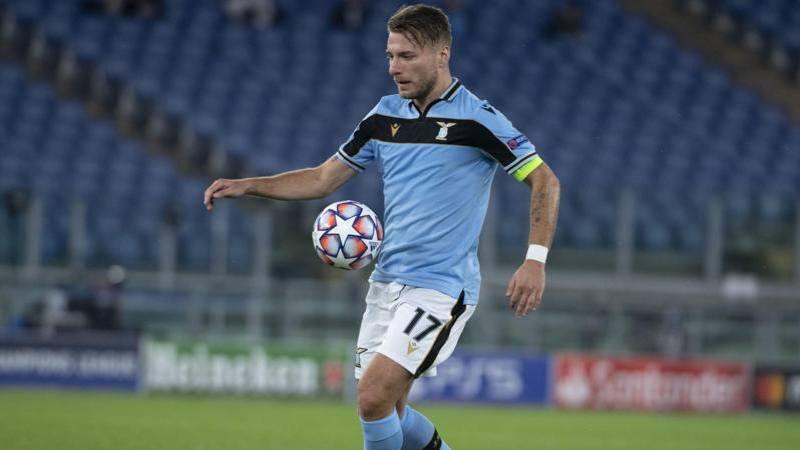 Lazio-Borussia Dortmund, le pagelle: Ciro il grande, gol e assist � da 7. Flop Sancho, 5