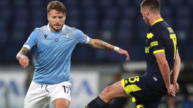 Lazio-Parma,<br /> le pagelle: Muriqi,<br /> disastro da 4. Brunetta ci prova: 6,<br />5