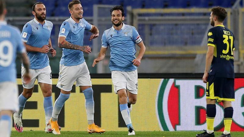 Lazio-Parma,<br /> le pagelle: Parolo � un jolly da 7; Colombi beffato,<br /> 5,<br />5