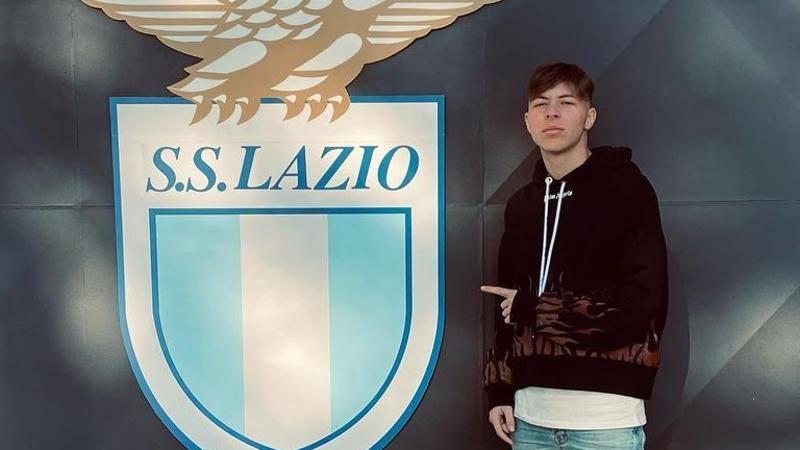 Lazio,<br /> morto in un incidente stradale Daniel Guerini della Primavera
