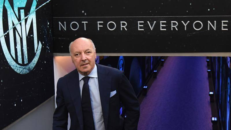 Marotta: Conte vero leader,<br /> gap annullato. La Juve? Non guardo indietro...