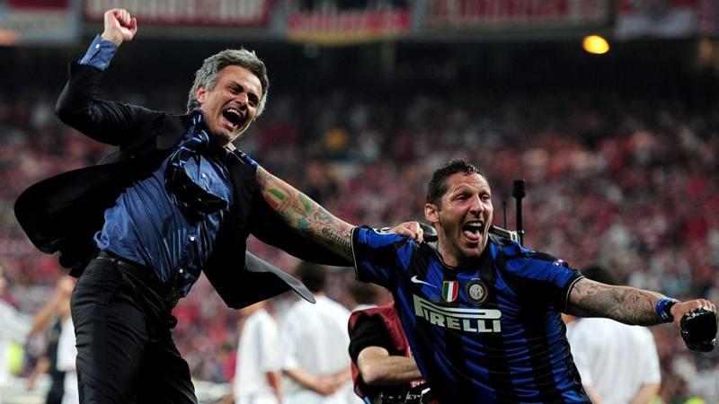 Materazzi e Mou: Stupito? No,<br /> meglio alla Roma che alla Juve o al Milan