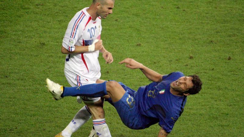 Materazzi: La testata di Zidane? Ecco cosa gli avevo detto...