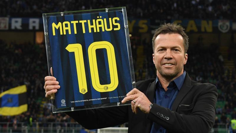 Matthaus: L'Inter � forte quanto la mia,<br /> ma in questa io non giocherei