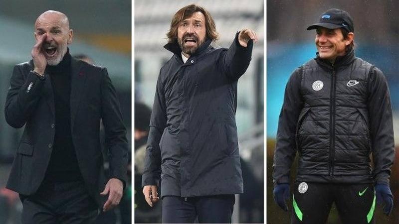 Milan-Juve con l'Inter in agguato: � una sfida che vale doppio