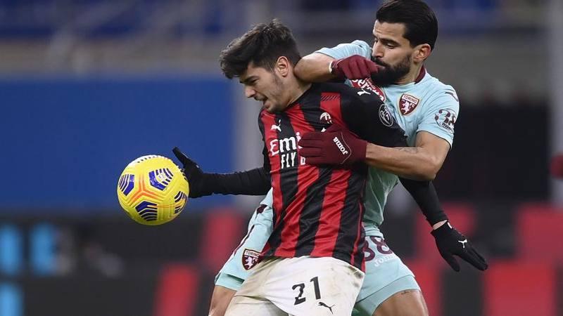Milan-Torino,<br /> le pagelle: Diaz decisivo,<br /> merita 7. Belotti � stanco,<br /> 5,<br />5